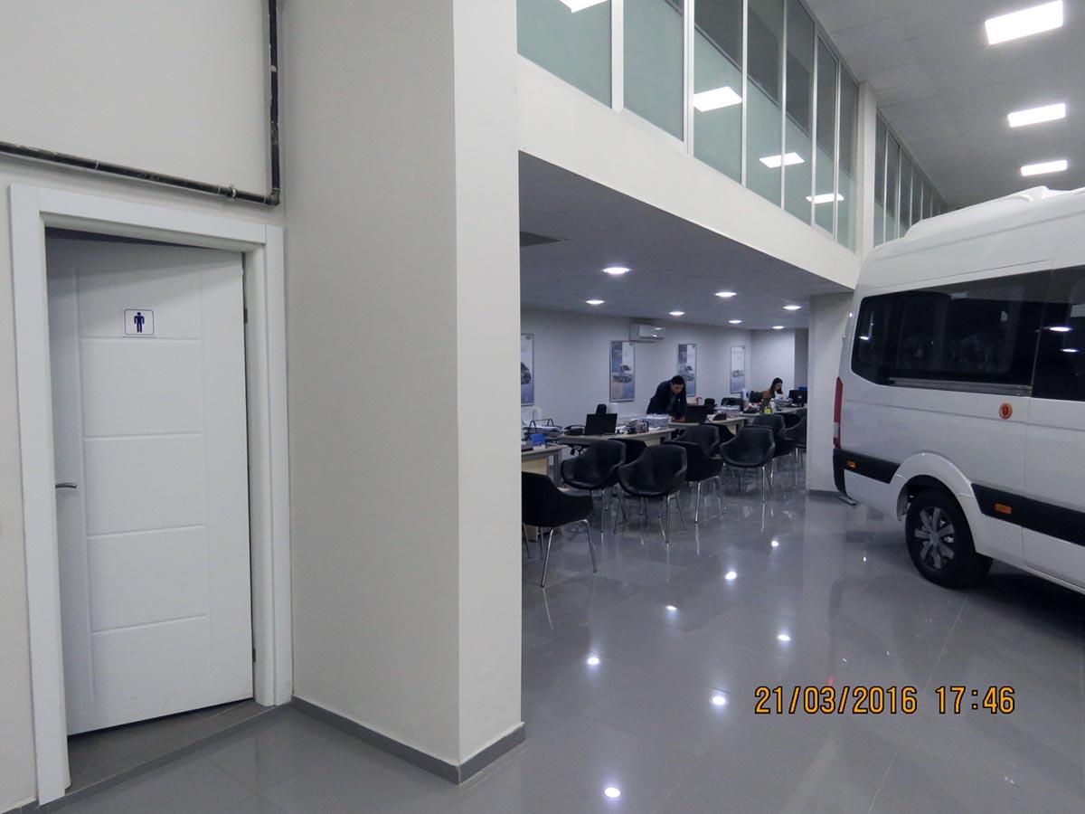 Görsözler Otomotiv Satış & Showroom