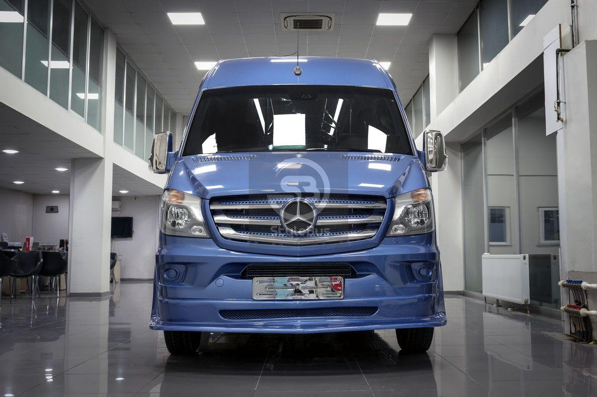 Mercedes Sprinter Tek Kapılı şehir Içi Dolmuş Aracı Gürsözler